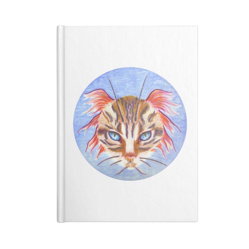 Pawsces Accessories Notebook by castinbronze design