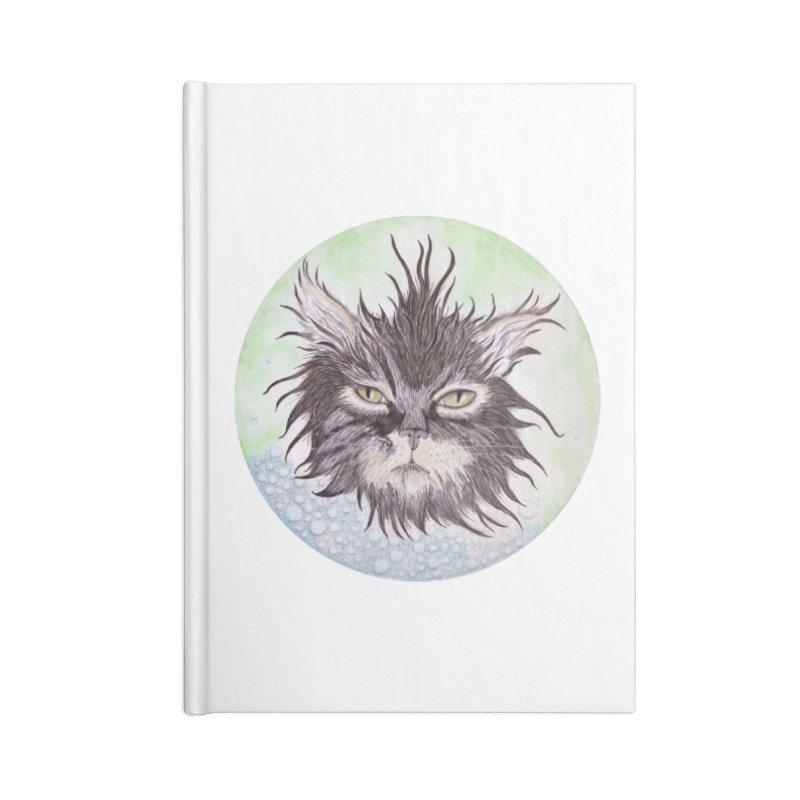Aquarihiss Accessories Notebook by Bad Kerning by castinbronze