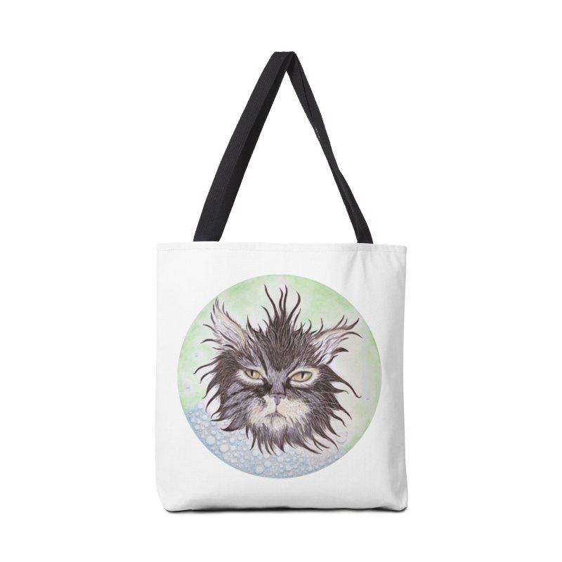 Aquarihiss Accessories Tote Bag Bag by Bad Kerning by castinbronze