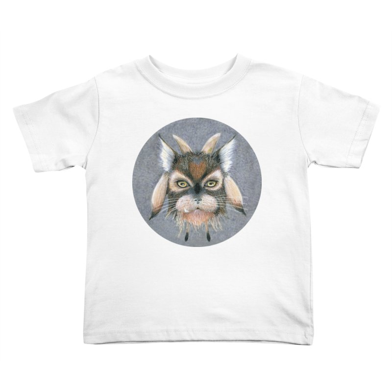 Catpricorn Kids Toddler T-Shirt by Bad Kerning by castinbronze