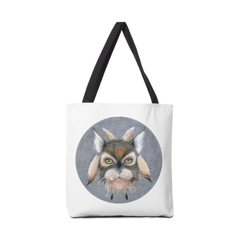 Catpricorn Accessories Tote Bag Bag by Bad Kerning by castinbronze