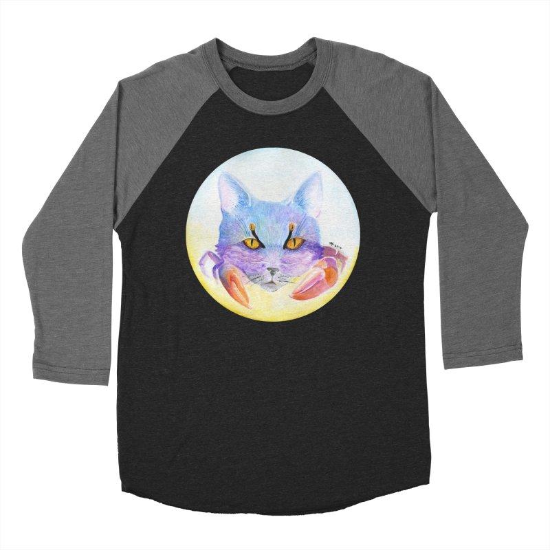 Pouncer Women's Baseball Triblend T-Shirt by castinbronze design