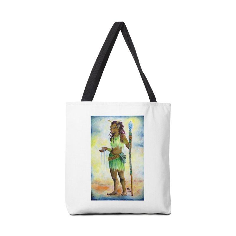 Wameya I Accessories Bag by Bad Kerning by castinbronze