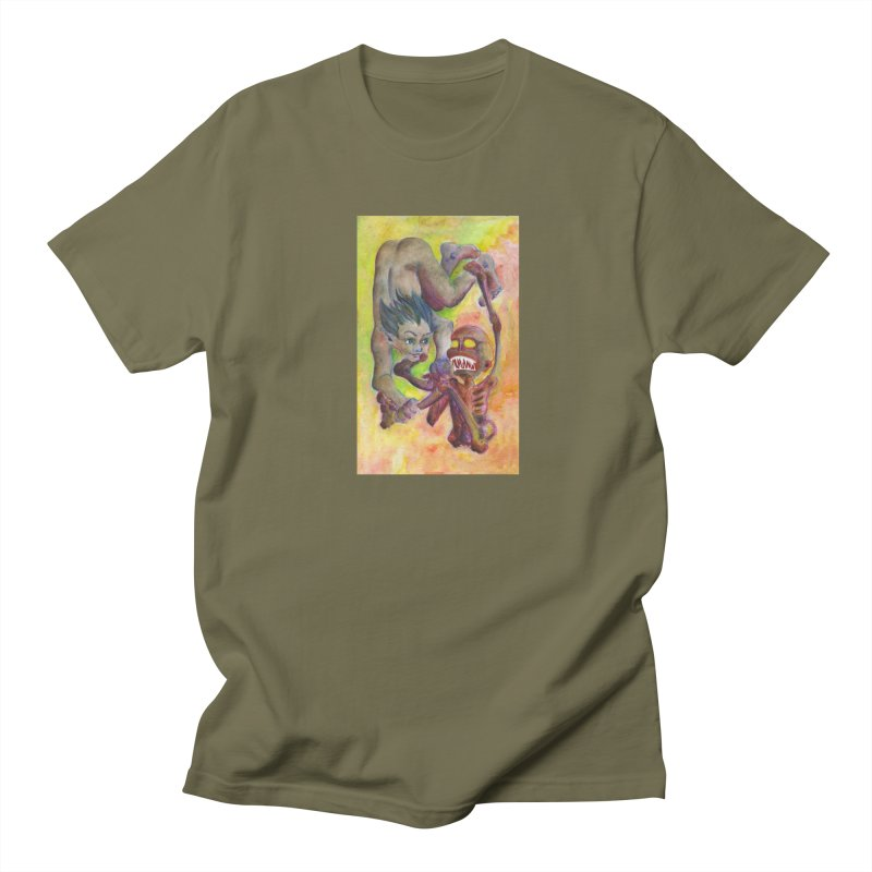 Waharo I Men's T-Shirt by castinbronze design