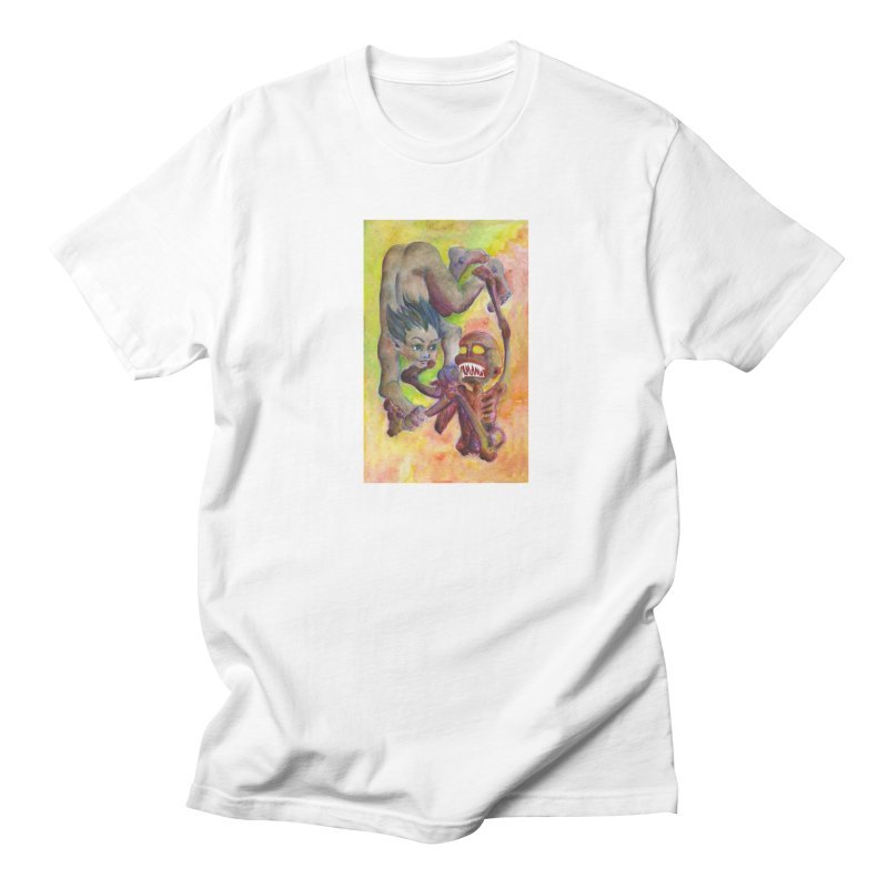 Waharo I Men's Regular T-Shirt by Bad Kerning by castinbronze