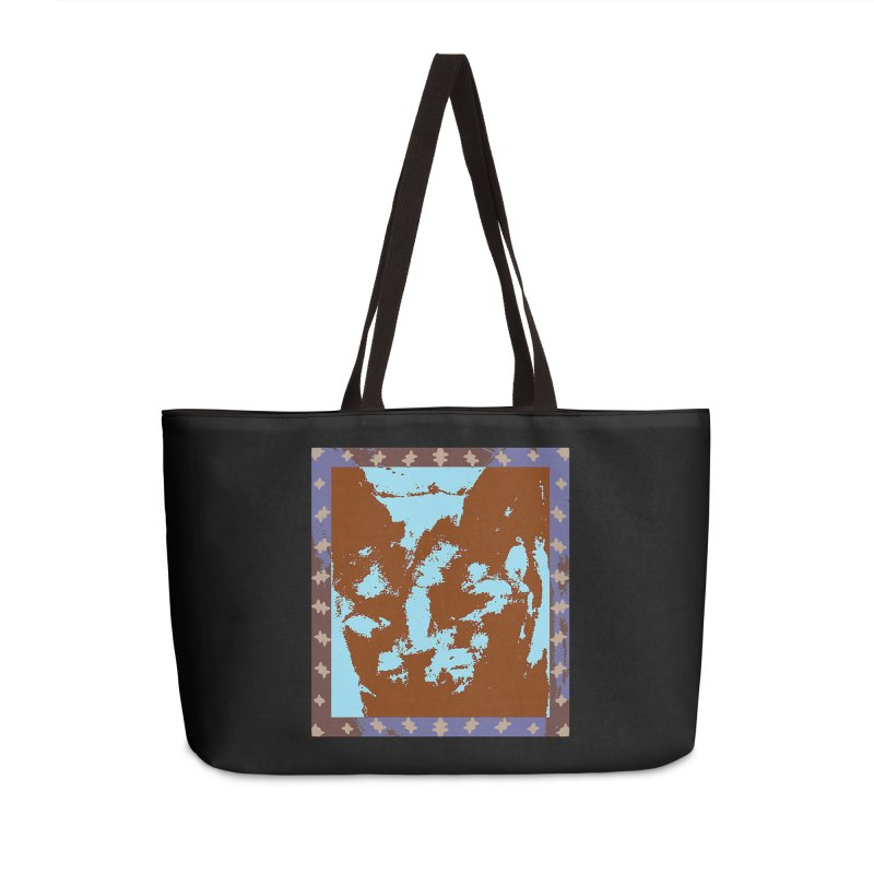 Mexicali Accessories Bag by CatArt's Shop