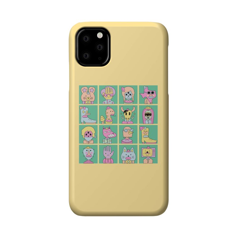 Yee Haw Accessories Phone Case by Cat Barrera Art