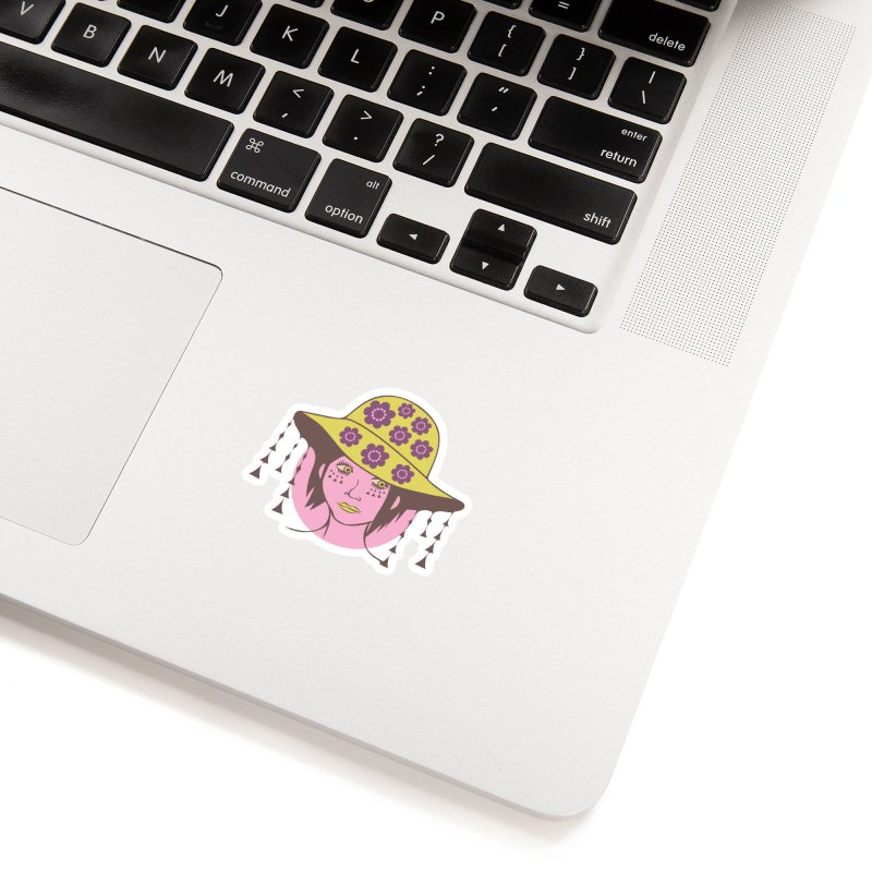 Sunny Accessories Sticker by Cat Barrera Art
