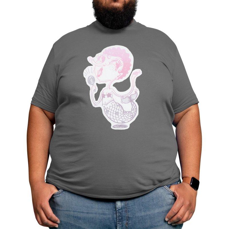 Mermaiden Men's T-Shirt by Beautiful Land-Mermaid