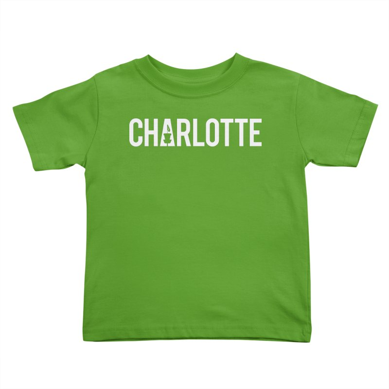 Charlotte Kids Toddler T-Shirt by CATCHING CHAIN DISC GOLF BRAND