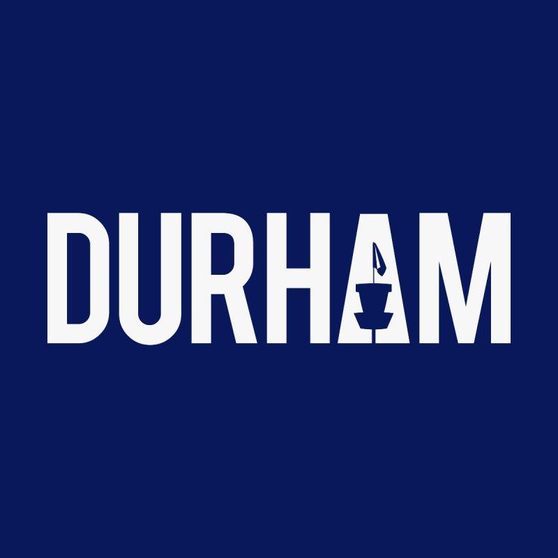 Durham Accessories Notebook by CATCHING CHAIN DISC GOLF BRAND