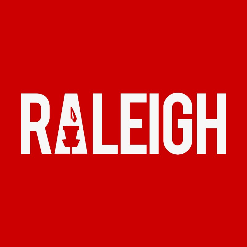 Raleigh Men's Pullover Hoody by CATCHING CHAIN DISC GOLF BRAND