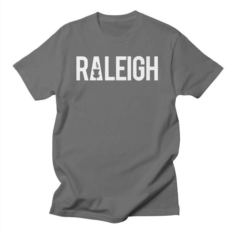 Raleigh Men's T-Shirt by CATCHING CHAIN DISC GOLF BRAND