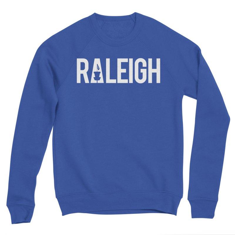 Raleigh Men's Sweatshirt by CATCHING CHAIN DISC GOLF BRAND