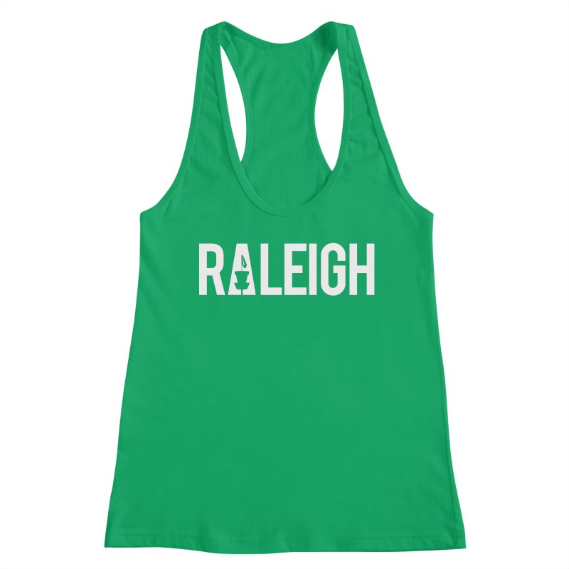 Raleigh Women's Tank by CATCHING CHAIN DISC GOLF BRAND