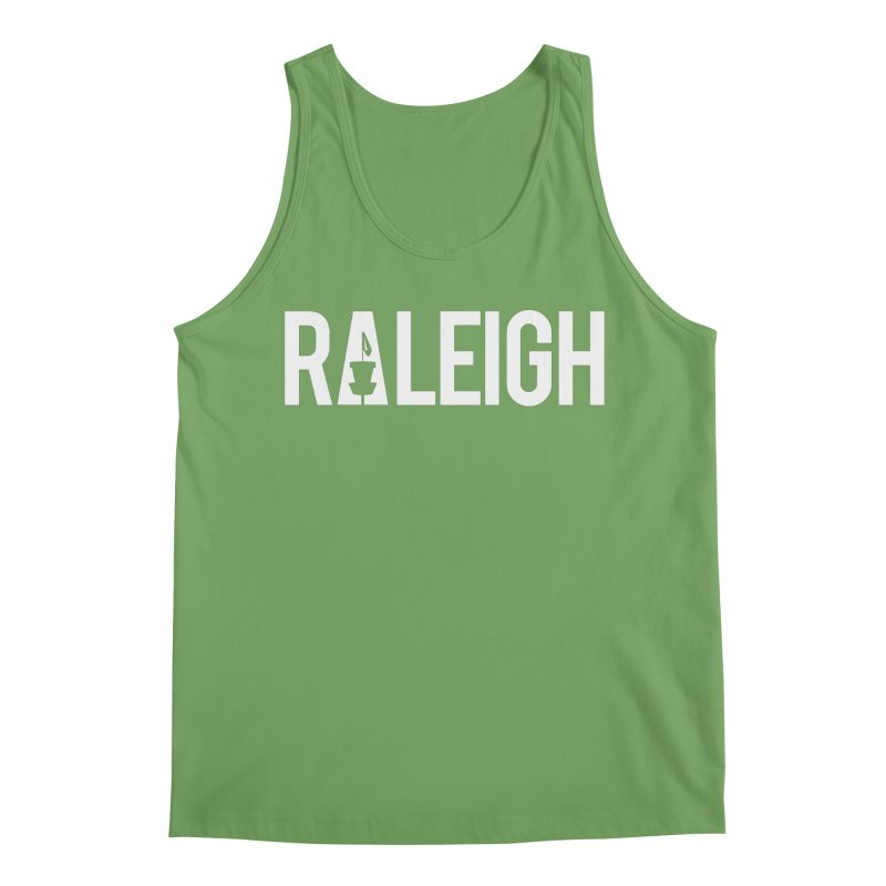 Raleigh Men's Tank by CATCHING CHAIN DISC GOLF BRAND