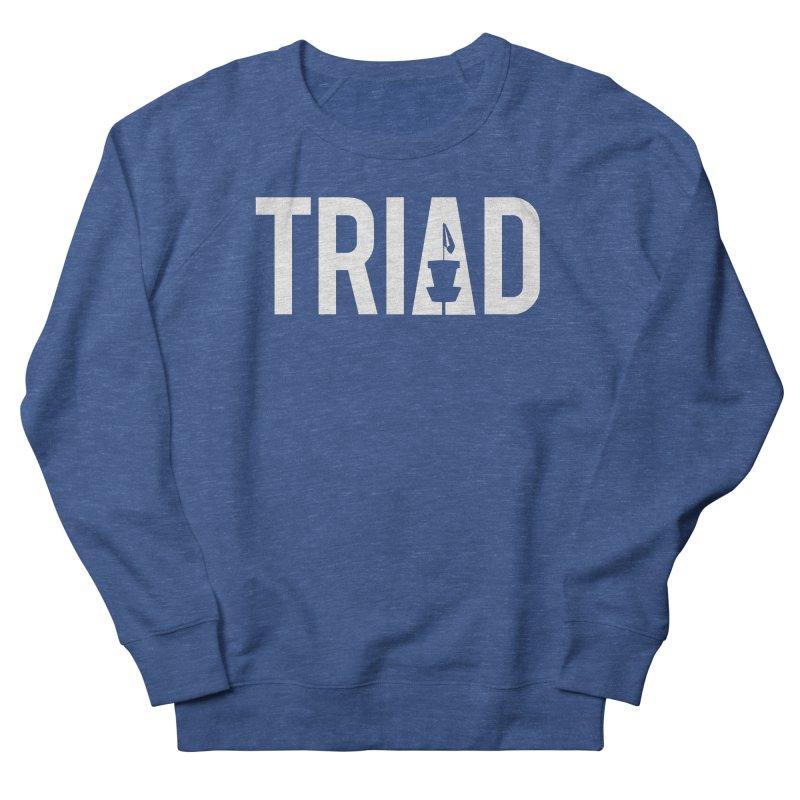 Triad Men's Sweatshirt by CATCHING CHAIN DISC GOLF BRAND