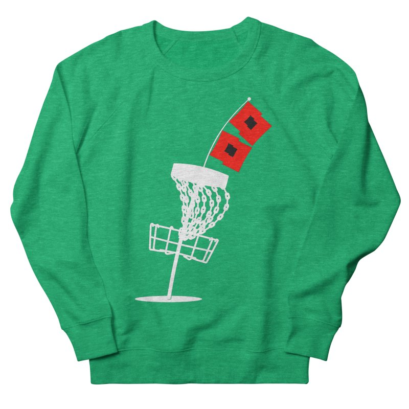Hurricane Disc Golf Women's Sweatshirt by CATCHING CHAIN DISC GOLF BRAND