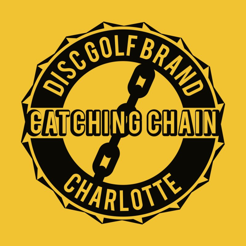 Catching Chain Disc Golf Brand Accessories Notebook by CATCHING CHAIN DISC GOLF BRAND