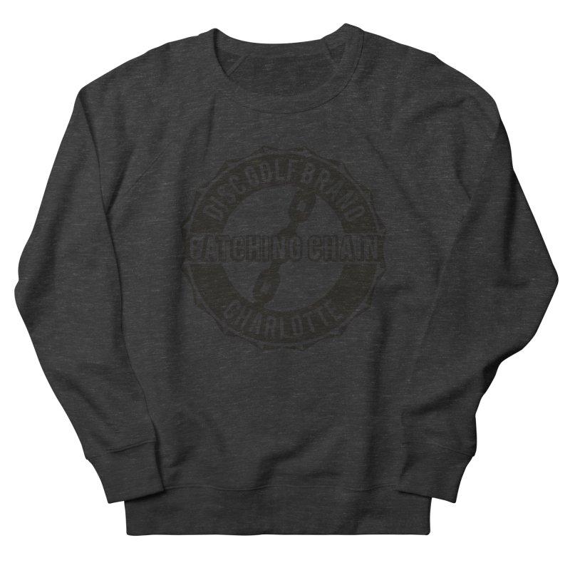 Catching Chain Disc Golf Brand Women's Sweatshirt by CATCHING CHAIN DISC GOLF BRAND