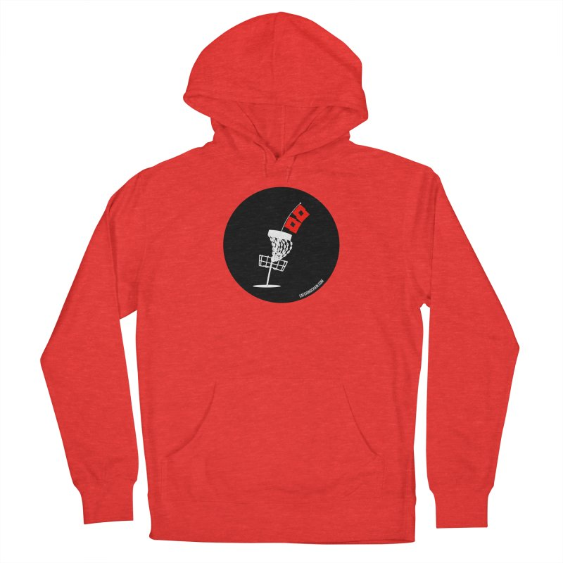 Hurricane Disc Golf Men's Pullover Hoody by CATCHING CHAIN DISC GOLF BRAND
