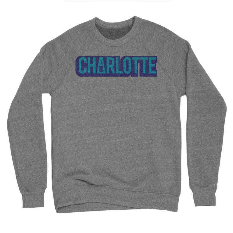Charlotte Disc Golf Men's Sweatshirt by CATCHING CHAIN DISC GOLF BRAND