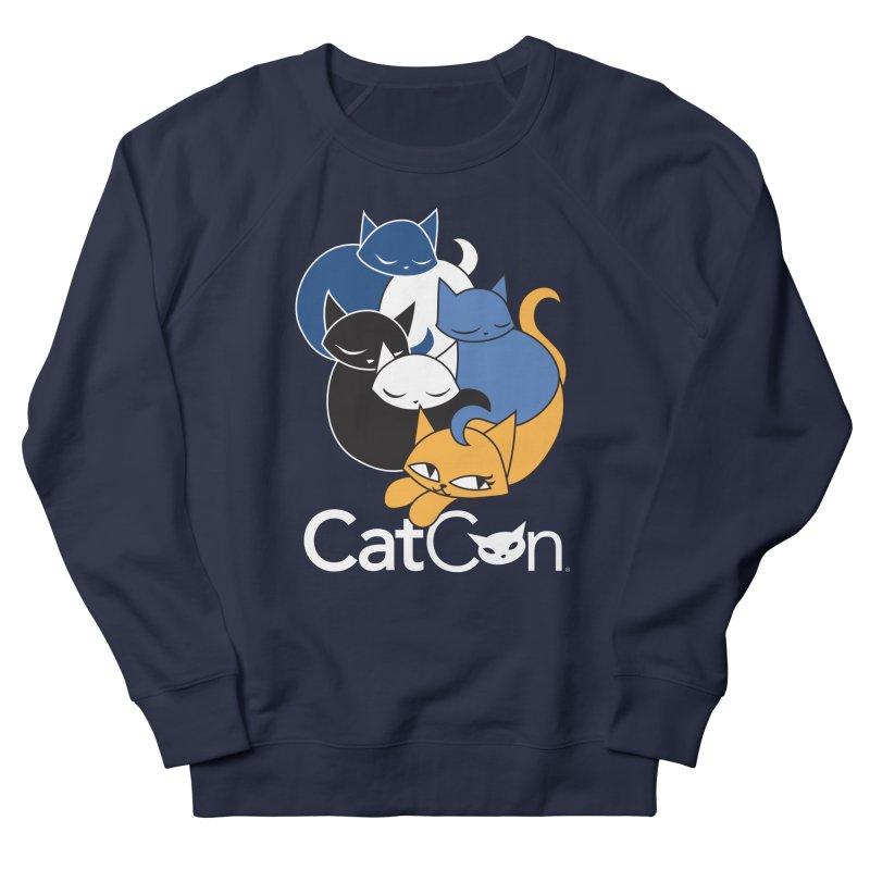 CatCon Five Cats Women's Sweatshirt by CatCon's Artist Shop
