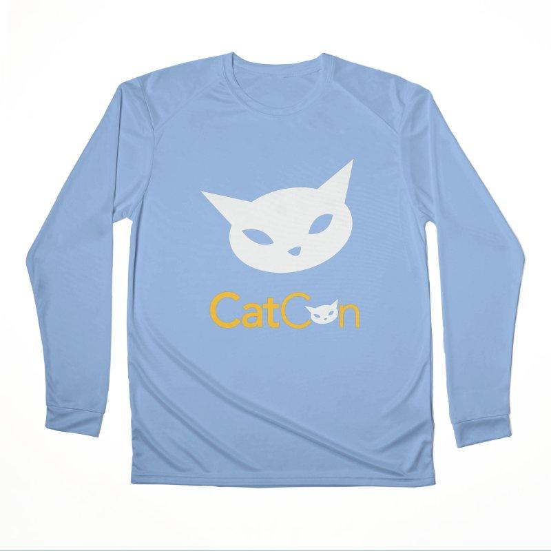 CatCon Logo Men's Longsleeve T-Shirt by CatCon's Artist Shop