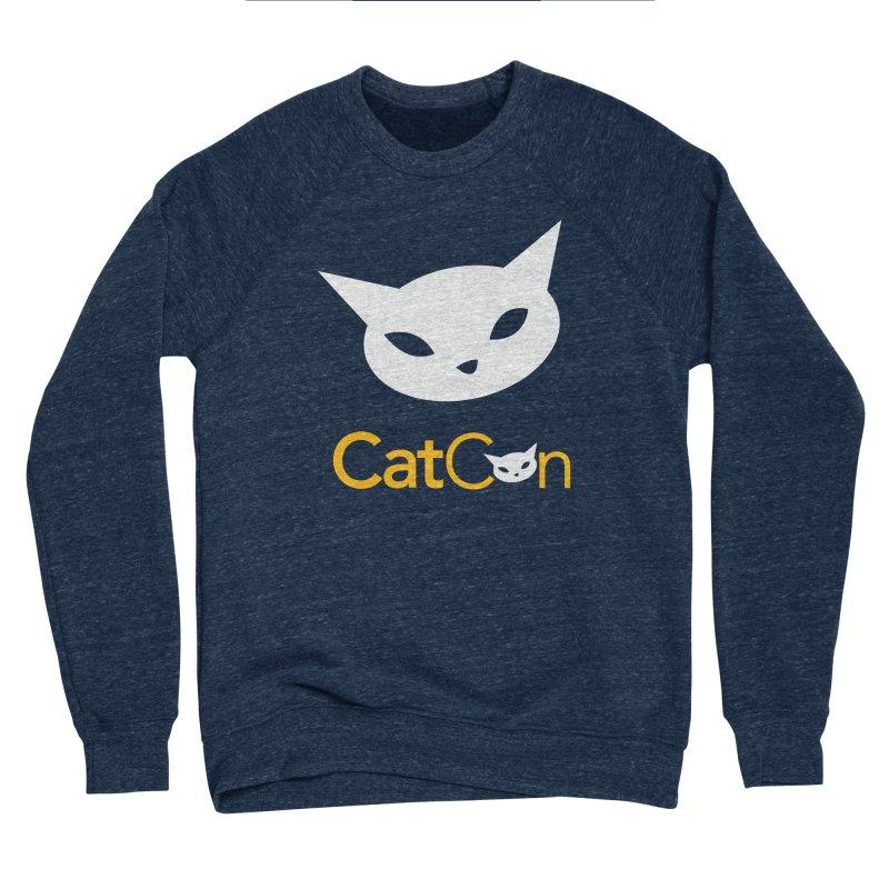 CatCon Logo Women's Sweatshirt by CatCon's Artist Shop