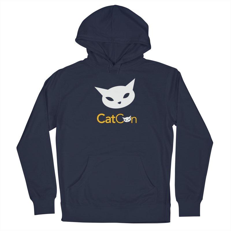 CatCon Logo Men's Pullover Hoody by CatCon's Artist Shop