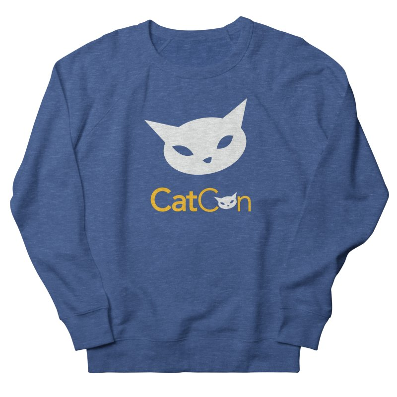 CatCon Logo Men's Sweatshirt by CatCon's Artist Shop