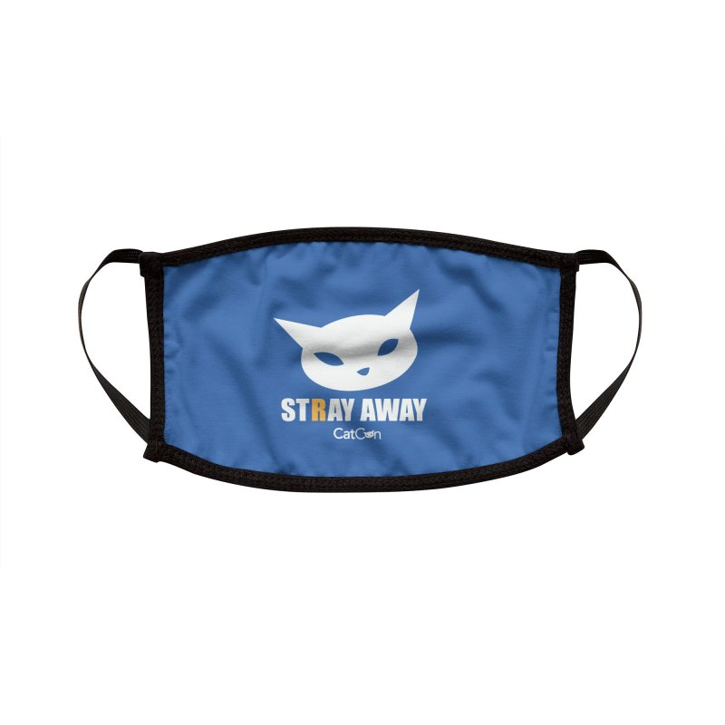 Stray Away Accessories Face Mask by CatCon's Artist Shop