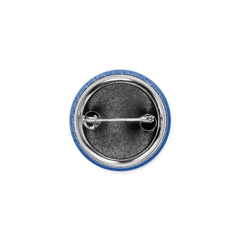 CatCon Blue Accessories Button by CatCon's Artist Shop