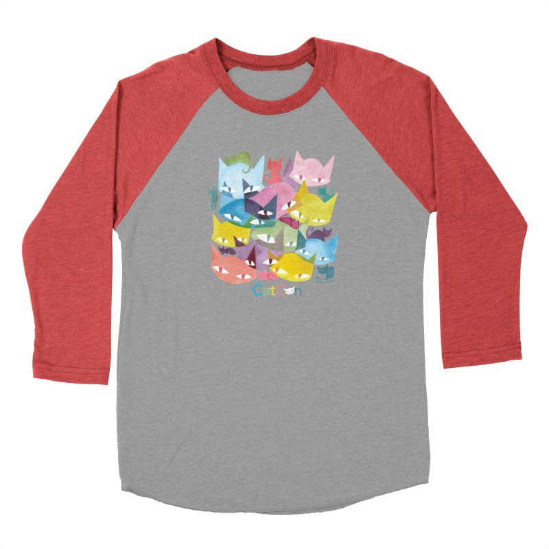 CatCon Cats Men's Longsleeve T-Shirt by CatCon's Artist Shop