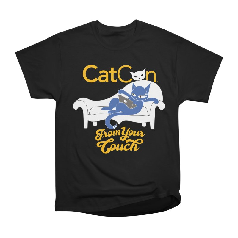 CatCon From Your Couch Women's T-Shirt by CatCon's Artist Shop