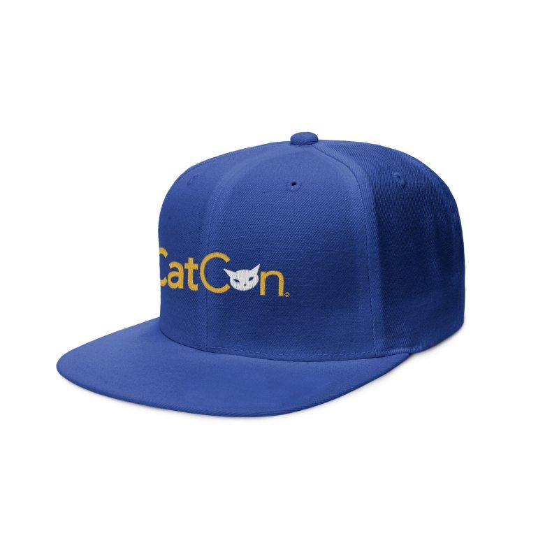 CatCon Logo Hat Accessories Hat by CatCon's Artist Shop