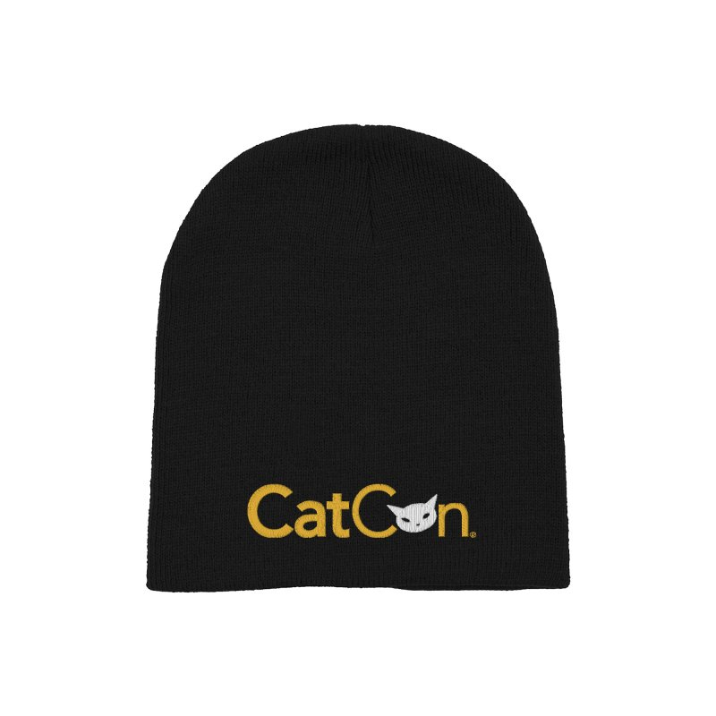 CatCon Logo Hat Accessories Hat by CatCon's Artist Shop