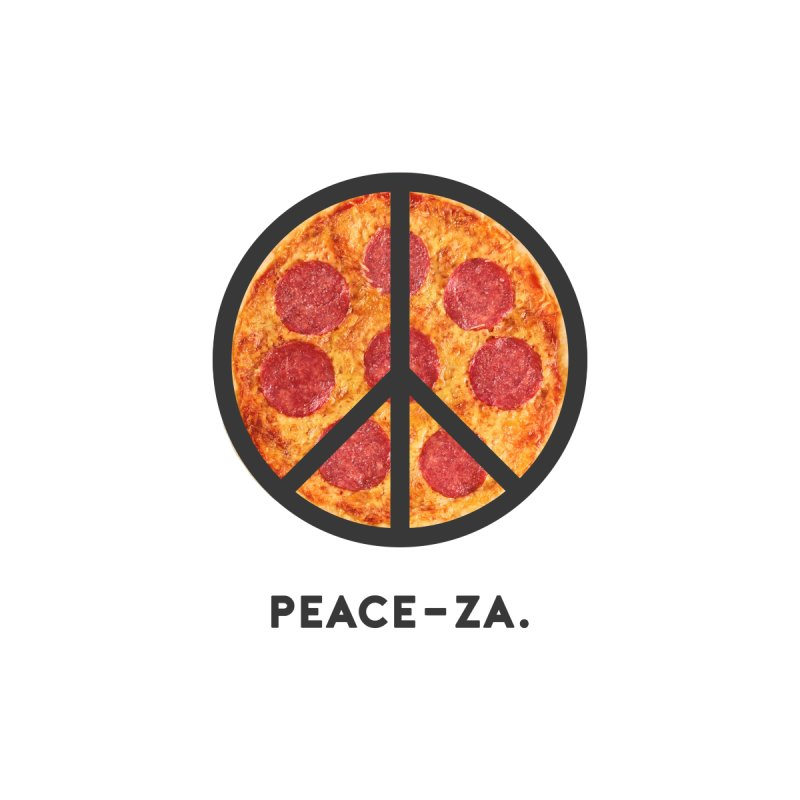 PEACE-ZA.   by Cate Creative