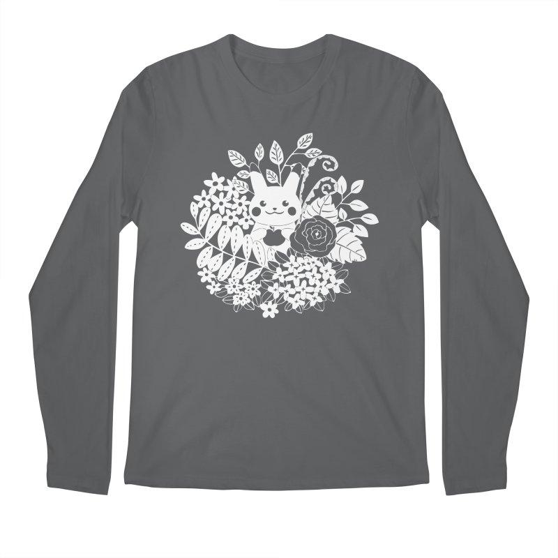 I Choose You! Men's Longsleeve T-Shirt by catfriendo's Artist Shop