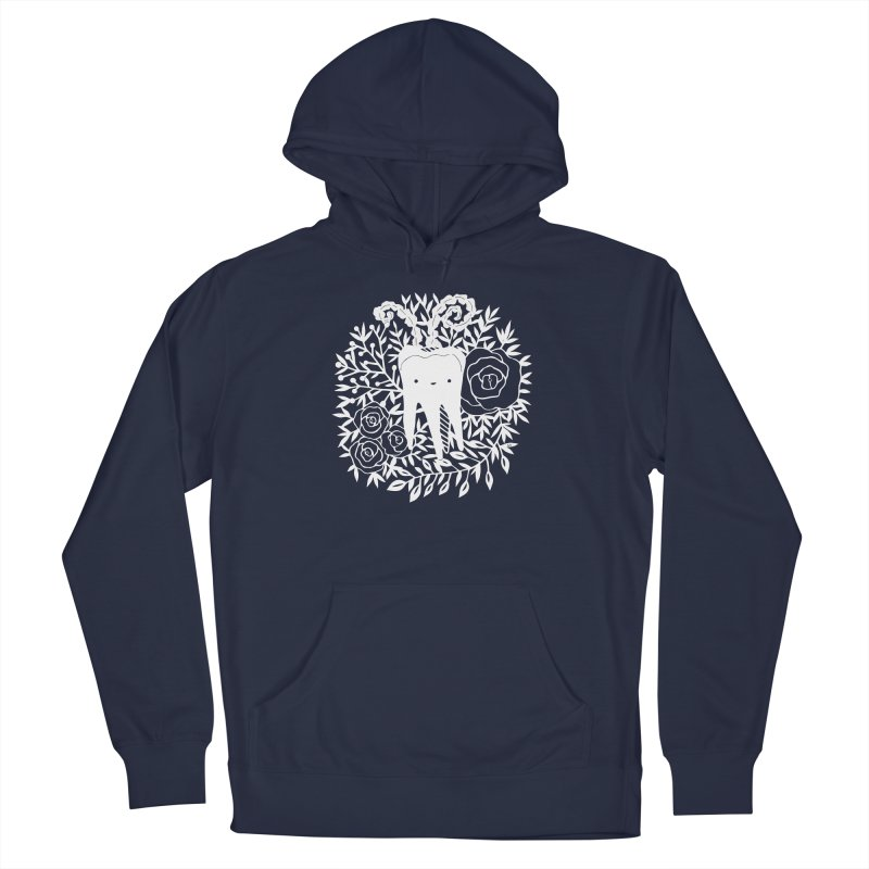 Tooth Witch (White) Men's Pullover Hoody by catfriendo's Artist Shop