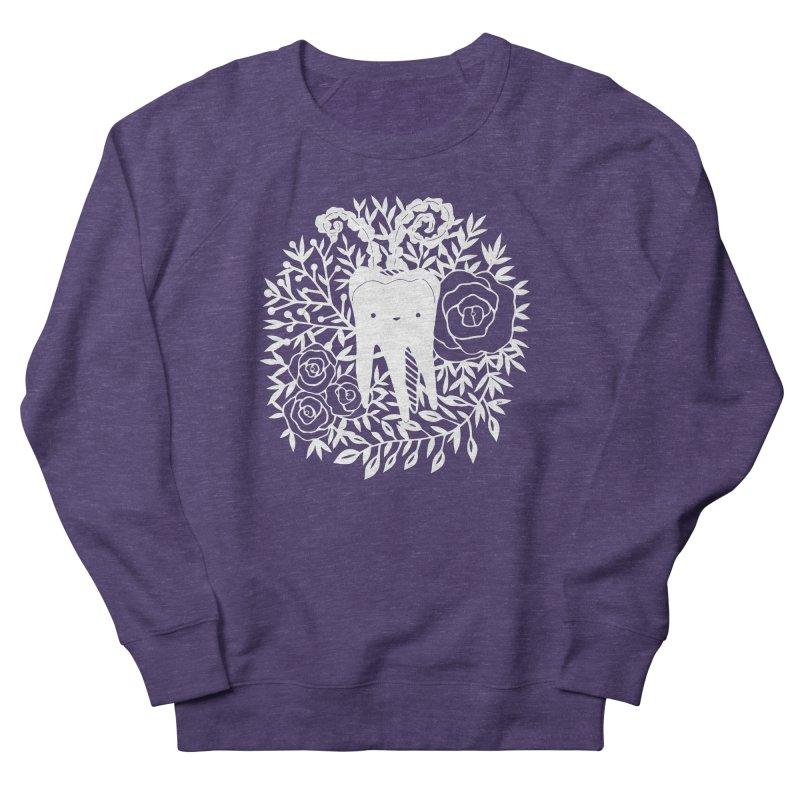 Tooth Witch (White) Men's Sweatshirt by catfriendo's Artist Shop