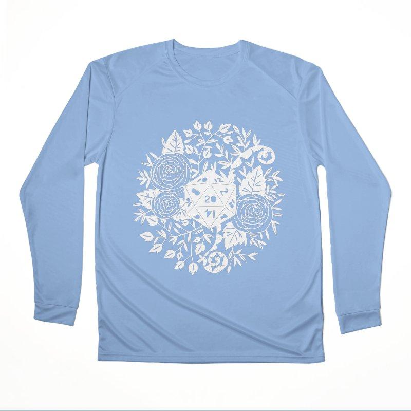 Natural Twenty (White) Men's Longsleeve T-Shirt by catfriendo's Artist Shop