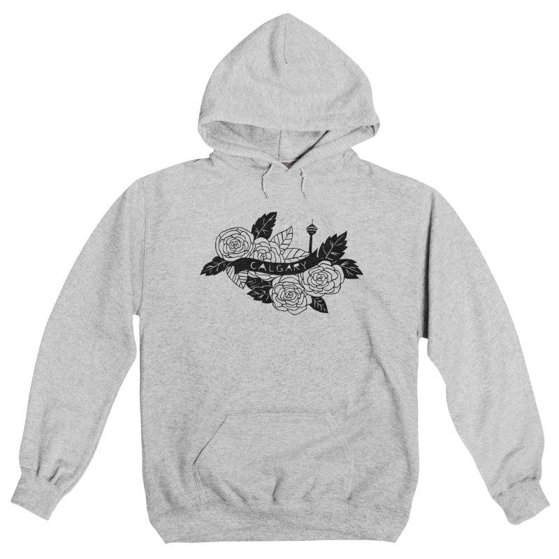 YYC Women's Pullover Hoody by catfriendo's Artist Shop