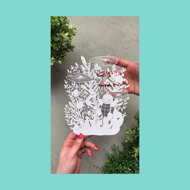The Water Flowers of Cerulean City Men's T-Shirt by catfriendo's Artist Shop
