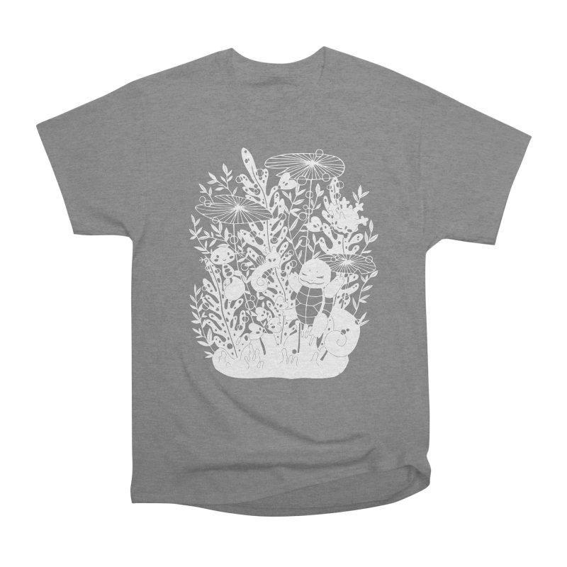 The Water Flowers of Cerulean City Women's T-Shirt by catfriendo's Artist Shop