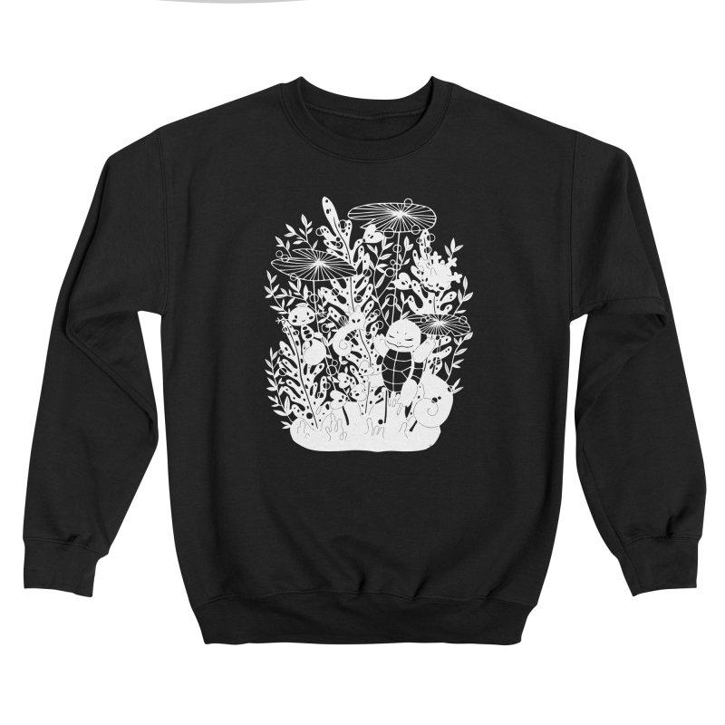 The Water Flowers of Cerulean City Men's Sweatshirt by catfriendo's Artist Shop