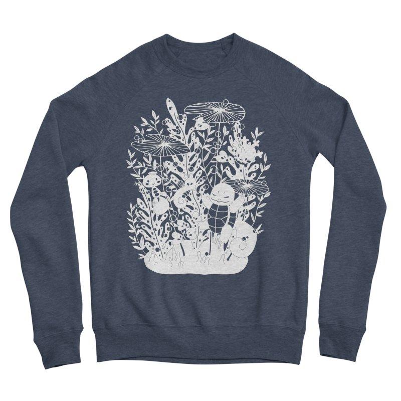 The Water Flowers of Cerulean City Women's Sweatshirt by catfriendo's Artist Shop