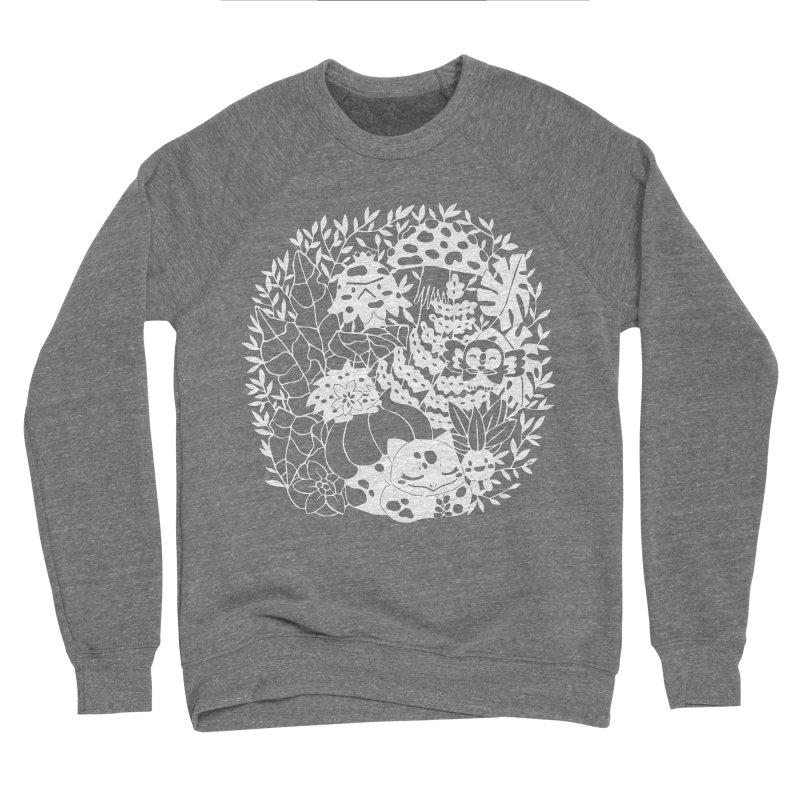 Bulbasaur's Mysterious Garden Women's Sweatshirt by catfriendo's Artist Shop