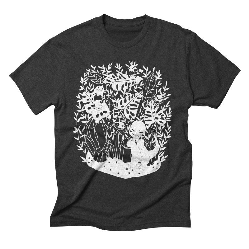All Fired Up! Men's T-Shirt by catfriendo's Artist Shop