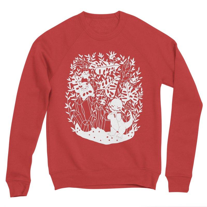 All Fired Up! Men's Sweatshirt by catfriendo's Artist Shop